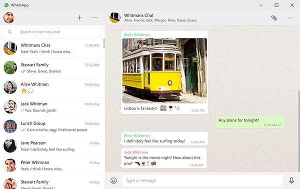 WhatsApp Mac e PC avrmagazine