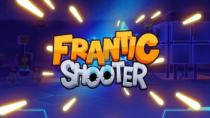 Frantic Shooter avrmagazine