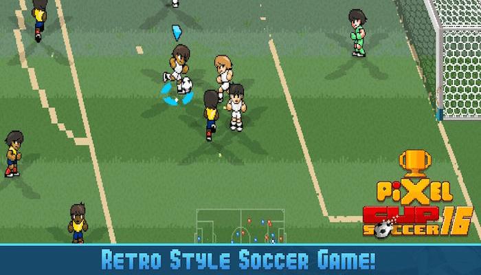 Pixel Cup Soccer 16 avrmagazine