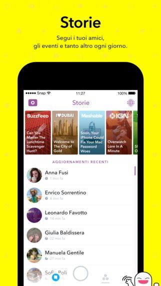Snapchat avrmagazine