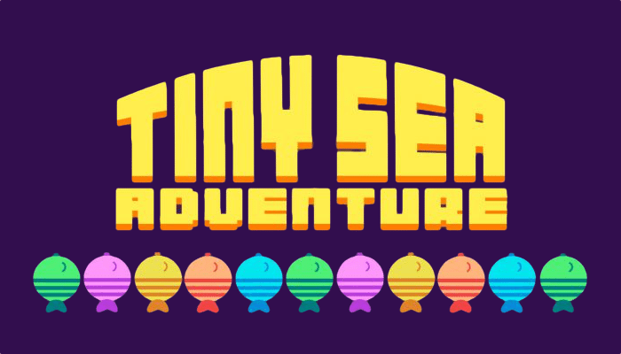 Tiny Sea Adventures avrmagazine