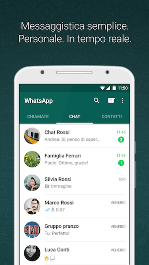 WhatsApp Messenger avrmagazine
