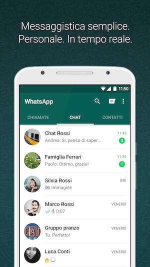 WhatsApp Messenger avrmagazine