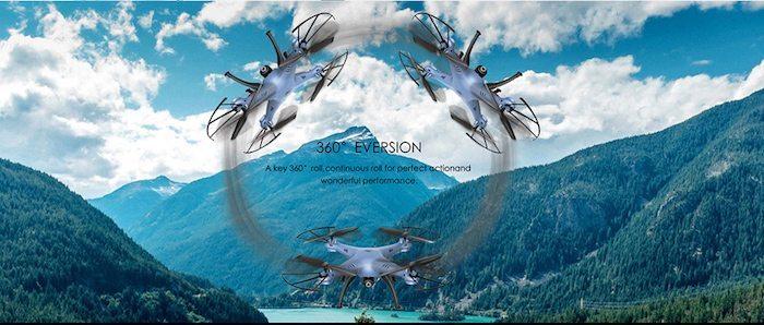 X5HC Drone Avrmagazine 3