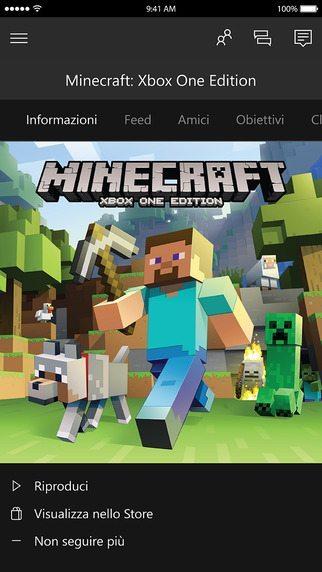 Xbox applicazioni per iPhone avrmagazine 1