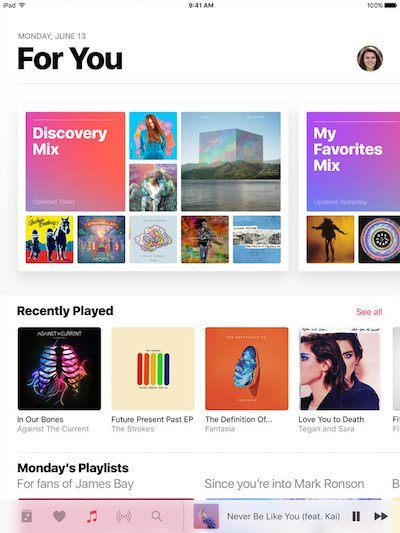 iOS 10 avrmagazine