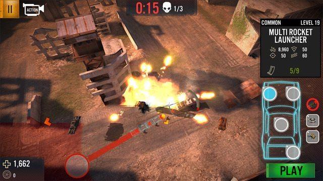 Auto Warriors giochi per iphone avrmagazine 2