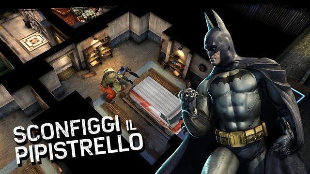 Batman Arkham Underworld gicohi per iPhone avrmagazine 1