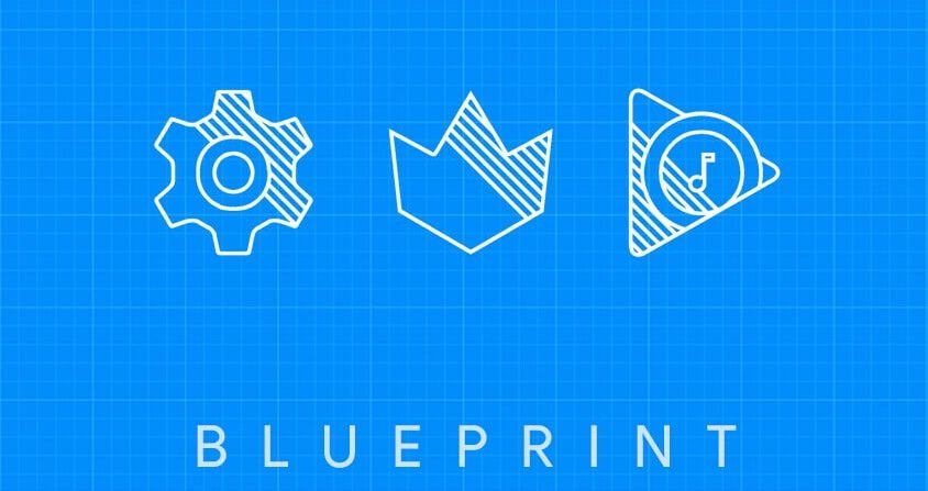 Blueprint-Icon-Pack