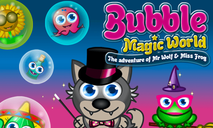 Bubble Magic World avrmagazine