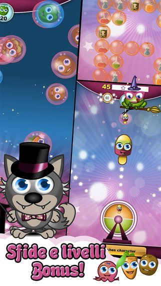 Bubble Magic World giochi per iPhone avrmagazine 1