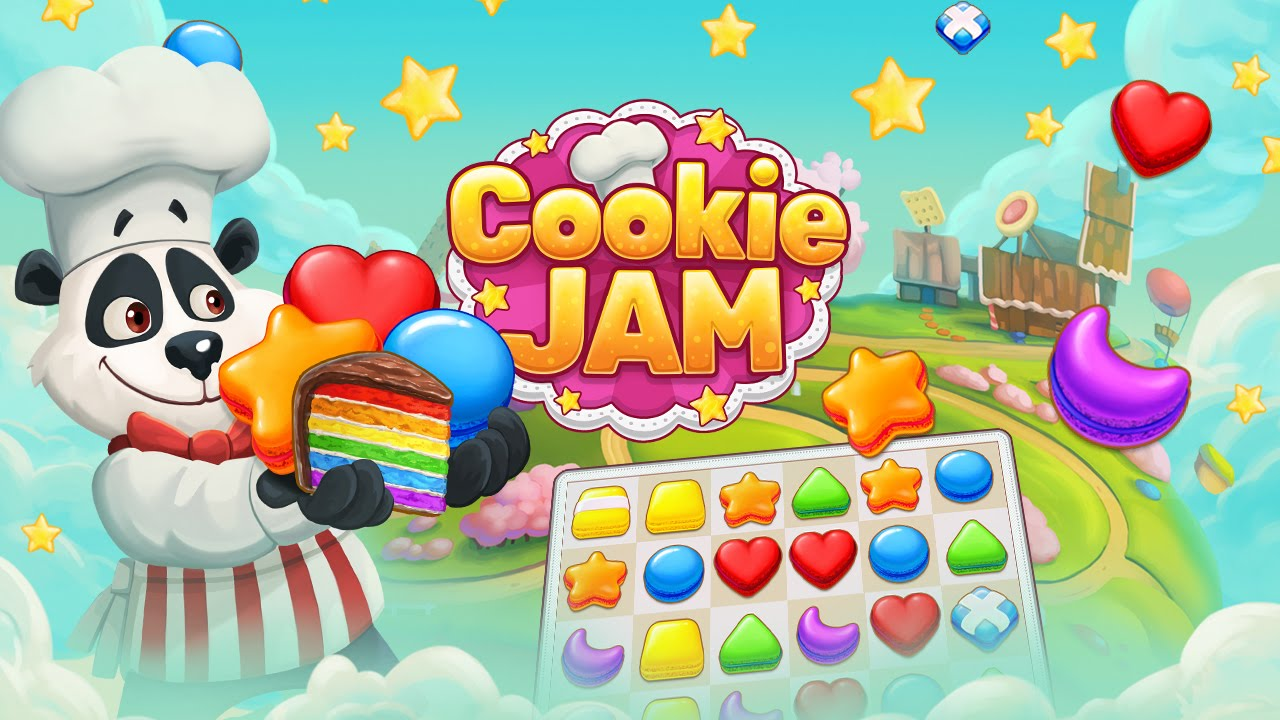 Cookie Jam giochi per Android Avr magazine