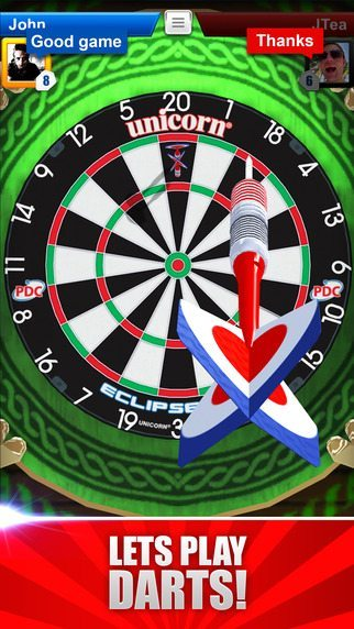 Darts Match 2 avrmagazine