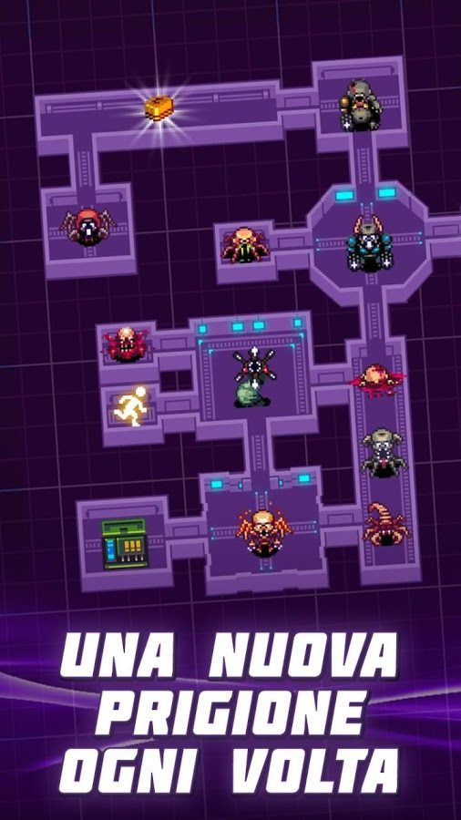 Dead Shell Roguelike RPG gicohi epr Android avrmagazine 1