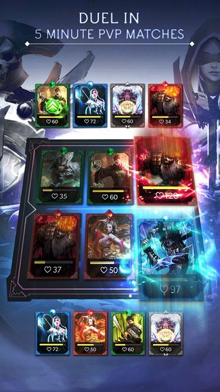Deckstorm Duel of Guardians giochi per iPhone avrmagazine  2