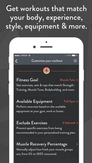 Fitbod applicazioni per iphone avrmagazine 1