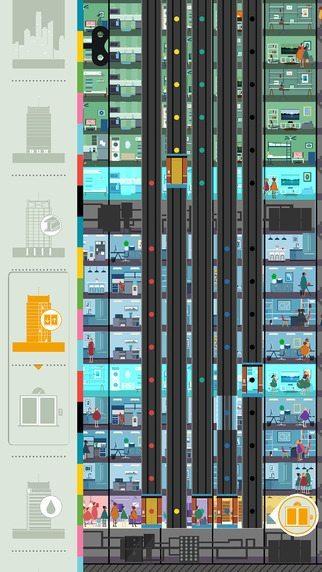 Grattacieli di Tinybop giochi per iPhone avrmgazine 1