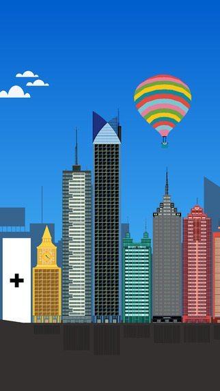 Grattacieli di Tinybop giochi per iPhone avrmgazine 2