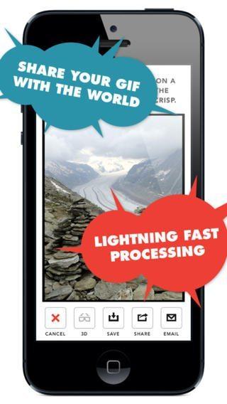 Jittergram applicazioni per iphone 1