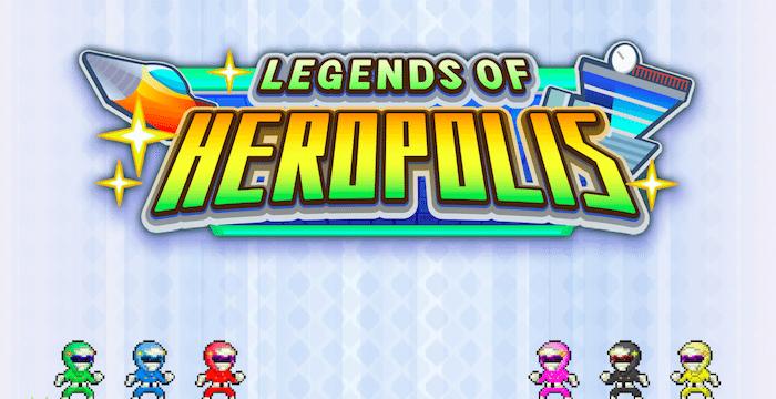 Legends of Heropolis avrmagazine