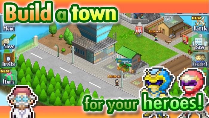 Legends of Heropolis giochi per iPhone avrmagazine 2