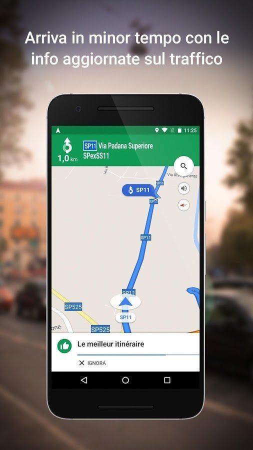 Maps navigazione e trasporto avrmagazine