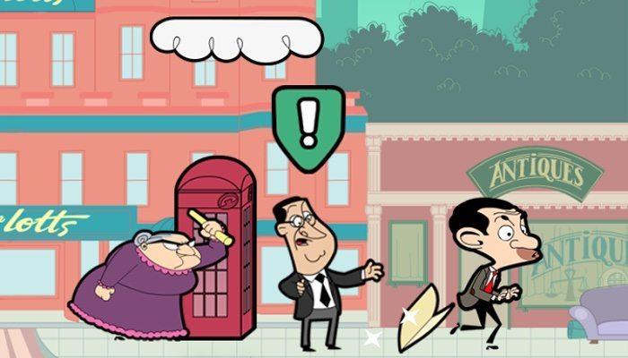 Mr Bean Around the World avrmagazine