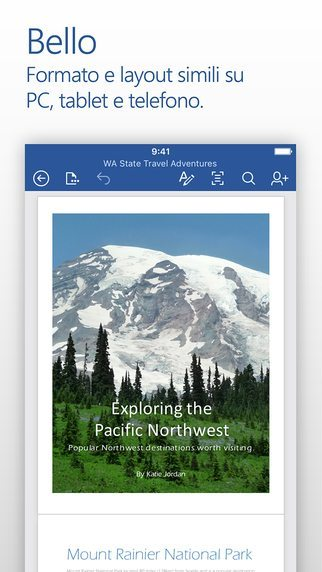 Office 2016 per iPhone avrmagazine 2