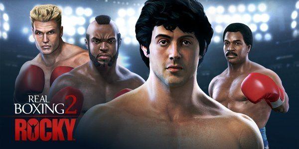 Real Boxing 2 ROCKY giochi per iPhoner e iPad giochi per Android