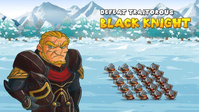 Rising Warriors giochi per iPhone avrmagazine 1