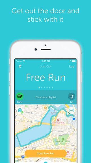 Runkeeper applicazioni per iPhone avrmagazine 2
