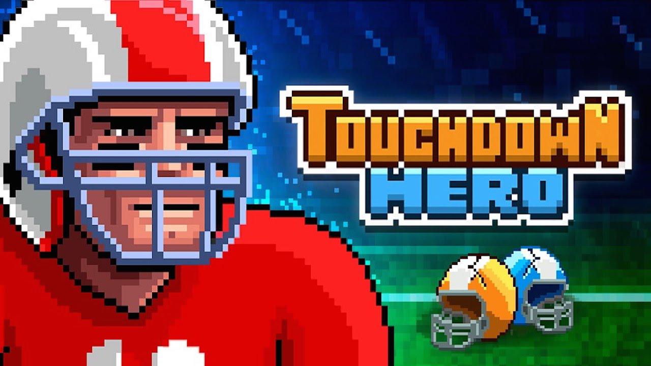 Touchdown Hero avrmagazine