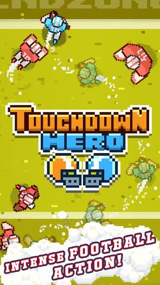 Touchdown Hero gicohi per iphone avrmagazine 1