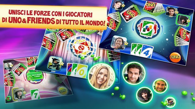 UNO  & Friends giochi per iPhone avrmagazine 1