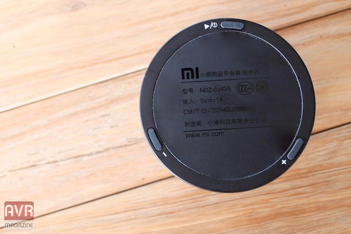Xiaomi Mini Speaker avrmagazine 2