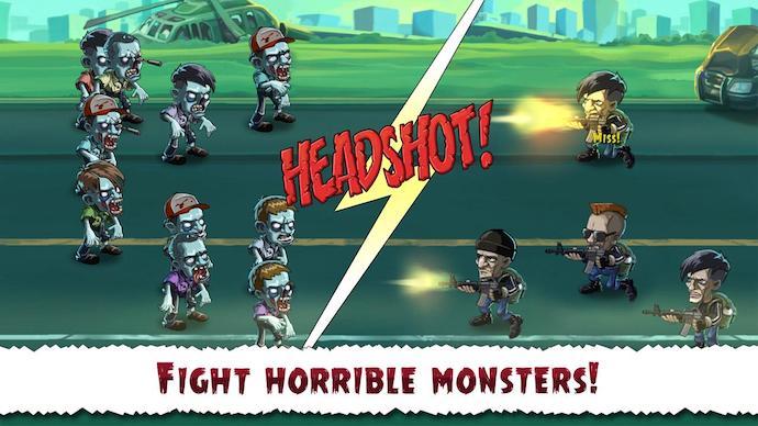 Zombie Town Story avrmagazine 1