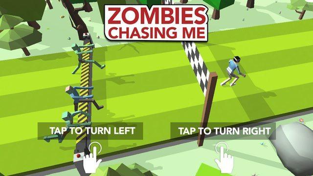 Zombies Chasing Me gicohi per iPhone avrmagazine 1