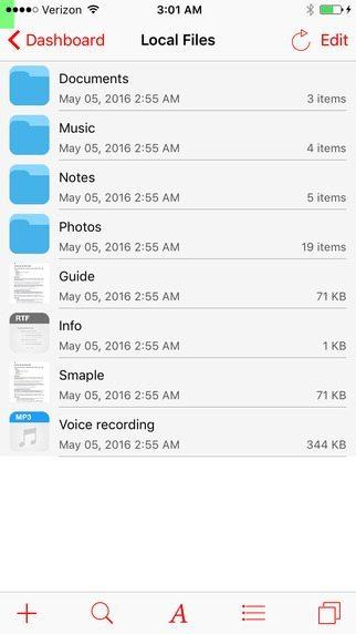 iFiles 2 applicazioni per iPhone avrmagazine 2
