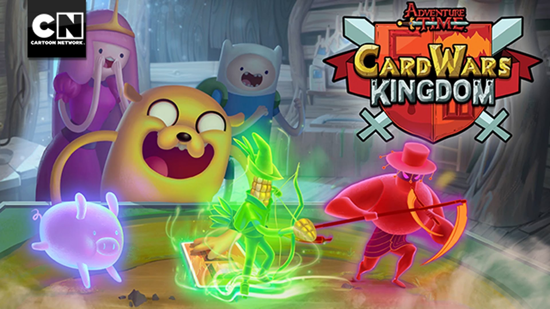 Card Wars Kingdom giochi per Android giochi per iPhone e iPad Avr magazine