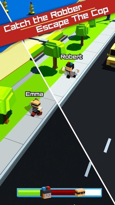 Cops & Robbers 2 Avr