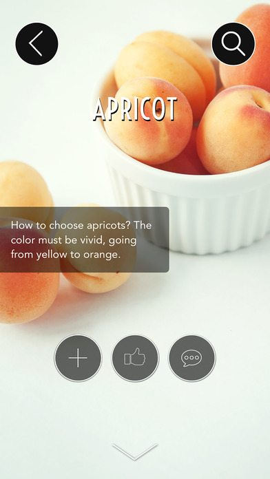 Flick on food applicazioni per iPhone avrmagazine 2