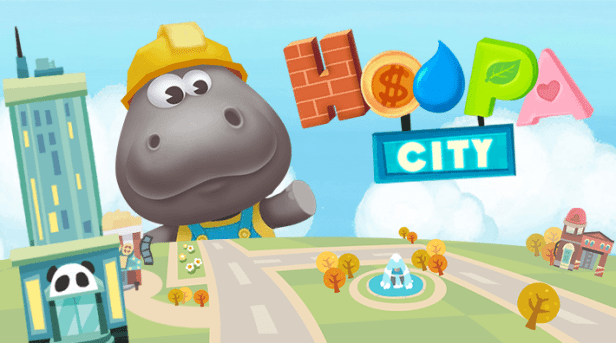 Hoopa City giochi per iPhone e iPad Avr magazine