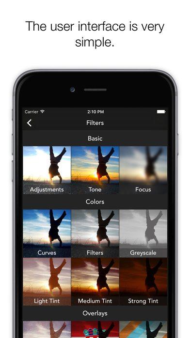 PhotoTap applicazioni per iPhone avrmagazine 1