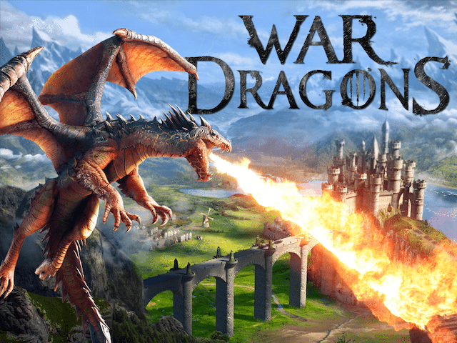 War Dragons giochi per Android Avr magazine