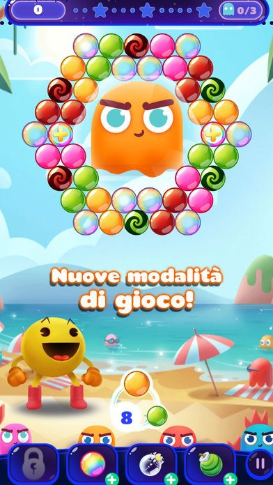Pac Man Pop giochi per iPhone avrmagazine 1