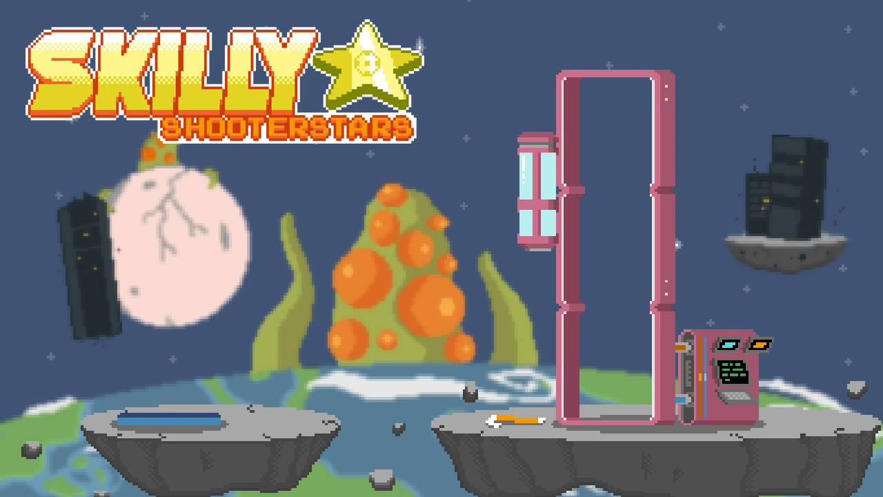 Skilly Shooterstars giochi per iPhone e iPad Avr magazine
