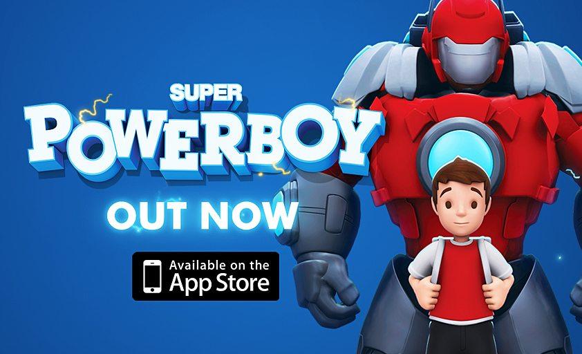 Super Power Boy giochi per iPhone e iPad Avr magazine