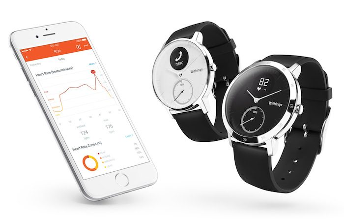 Withings Activité Steel HR IFA 2016 avrmagazine 2