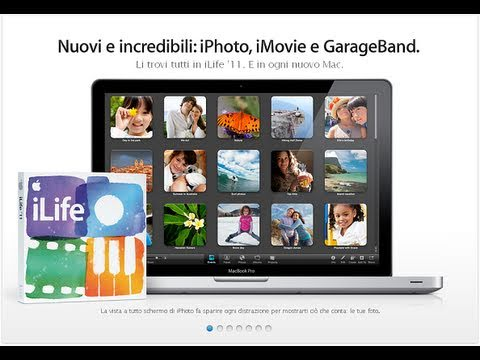 iLife '11 - Tutorial