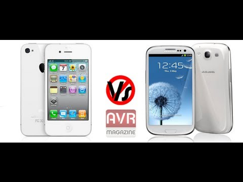 Speciale: Considerazioni iPhone 4S vs Samsung Galaxy S3